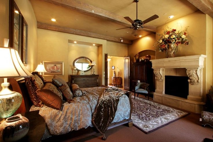 25+ Best Ideas About Tuscan Style Bedrooms On Pinterest