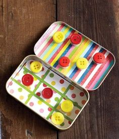Girl Scout crafts | Girl Scout Craft Ideas – might be good for the Making Games badge!