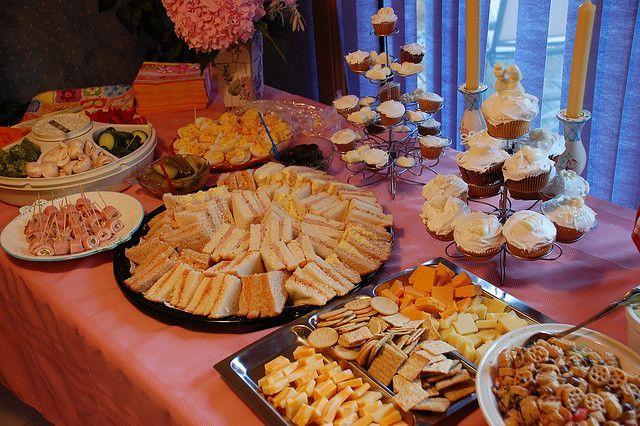 Wedding Reception Finger Food Menus