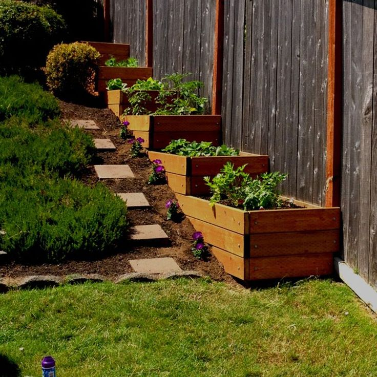 1000+ images about Landscaping a slope on Pinterest ... on Hill Backyard Ideas id=63642