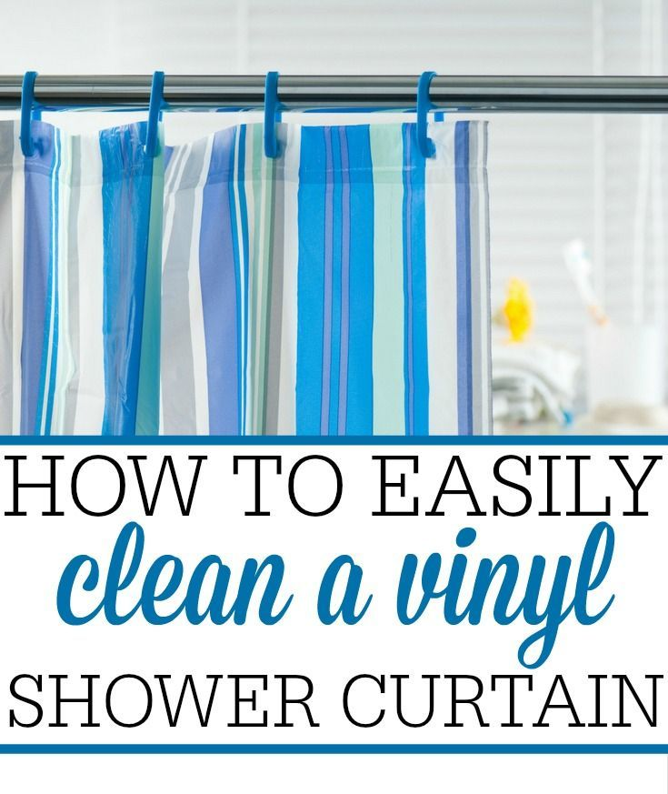 How To Get Rid Of Mold On Shower Curtains   Functionalities.net