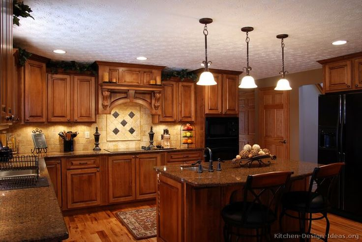 tuscan kitchen design with black appliances black on kitchen design ideas photos and videos hgtv id=96416