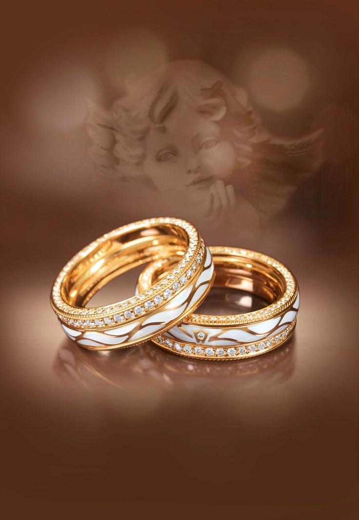 Wellendorff Jewelers Angel Rings Love Dream