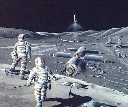 99 best Lunar Bases images on Pinterest