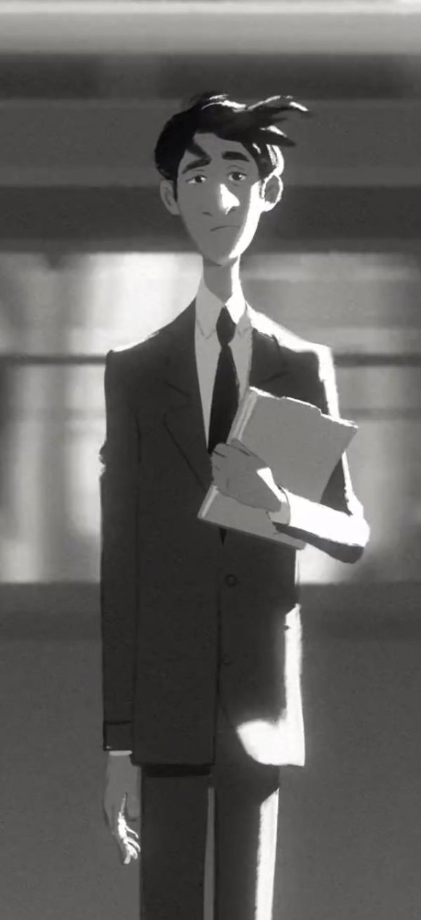 Disney's 'Paperman' : 2013 Academy Award Winner For Best ...