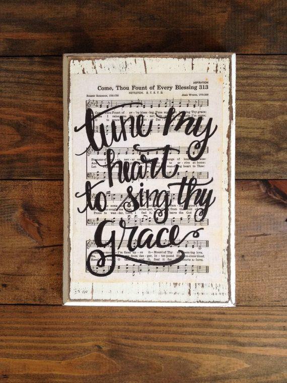 Best 25 Hymn Art Ideas On Pinterest Come Thou Fount He