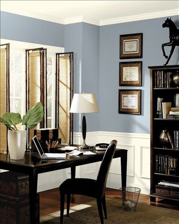benjamin moore solitude paint colors pinterest on pinterest office colors id=84884