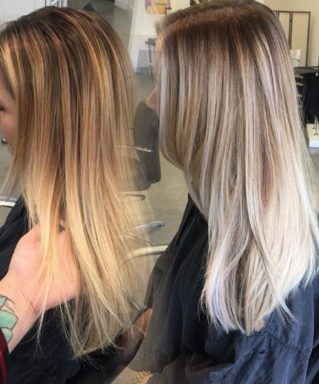 94 Best Images About Kenra Color Blondes On Pinterest