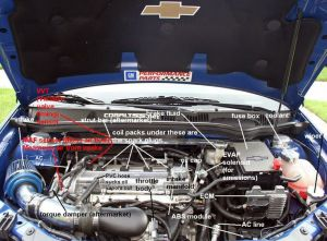 Complete engine system diagram  Chevy Cobalt Forum