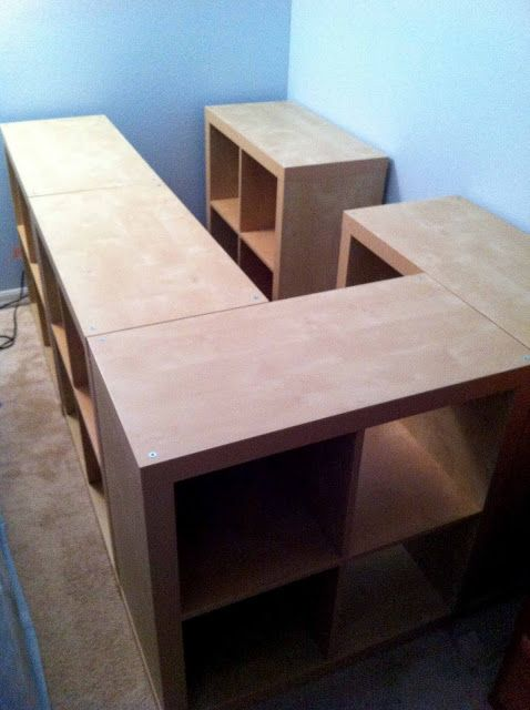 Ikea Hackers Expedit Storage Bed A Great Jumping Off