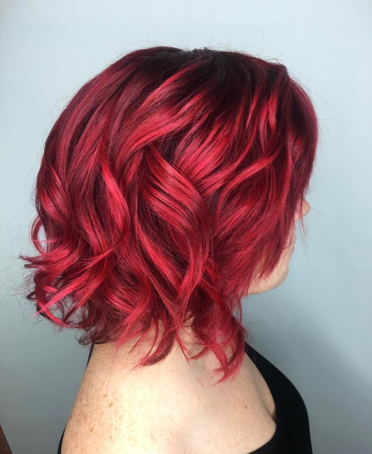 25 Best Ideas About Bright Red Hair On Pinterest