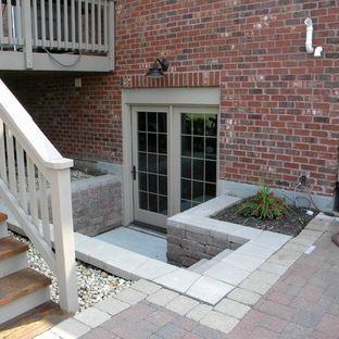 17+ best images about Walkout basement ideas on Pinterest ... on Walkout Patio Ideas id=29715