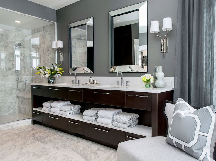 1000+ Ideas About Brown Tile Bathrooms On Pinterest