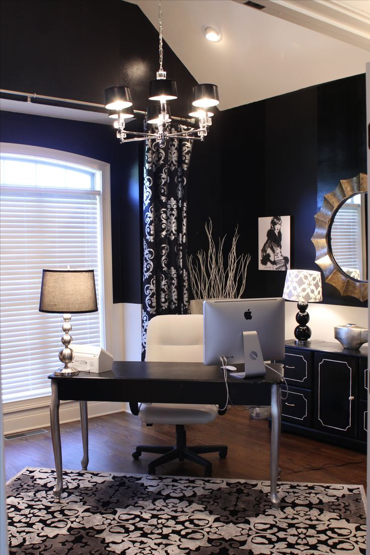 224 best images about dream home offices on pinterest on best office colors for productivity id=67771