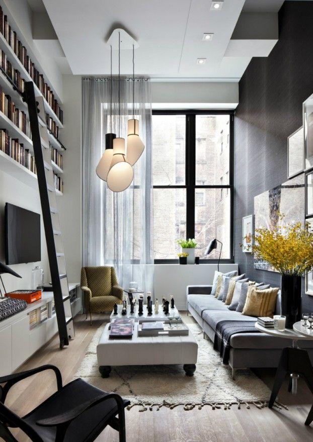 How To Decorate A Narrow Living Room Home Design Ideas