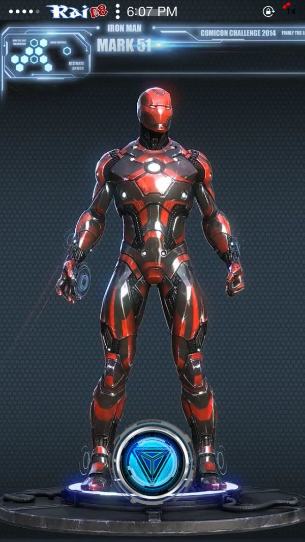 Ironman Mark 51 Suit Video Wallpaper (HD) « | iPhone/iPad ...