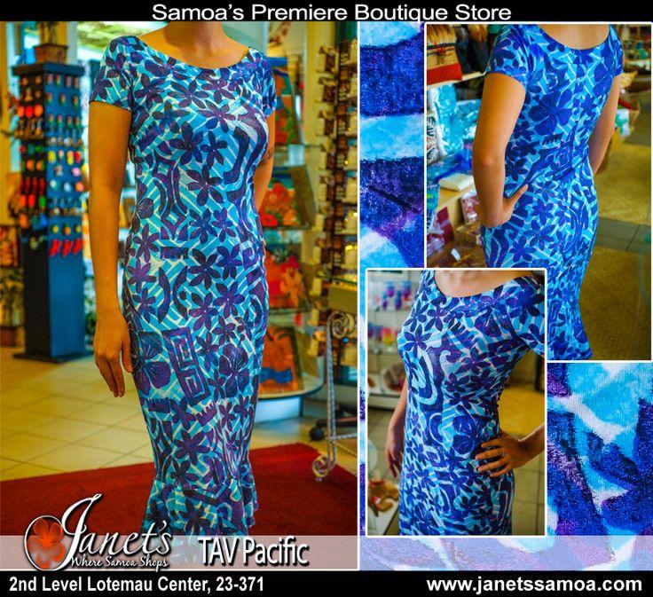 Presenting New TAV Clothing In Store At Janets TAV