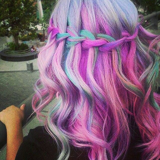 17 Best Images About Rockin These Colorful Locks On