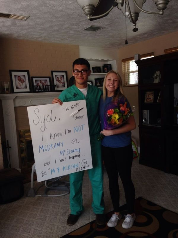 1000+ images about Prom-posal on Pinterest