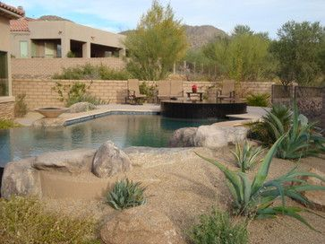 17 best images about xeriscape on pinterest gardens on best rock garden front yard landscaping trends design ideas preparing for create id=68548