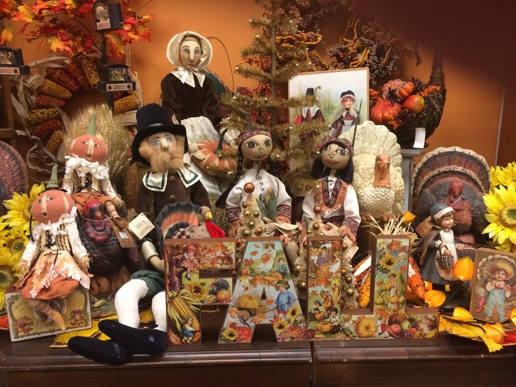 17 Best Images About Thanksgiving On Pinterest Folk Art