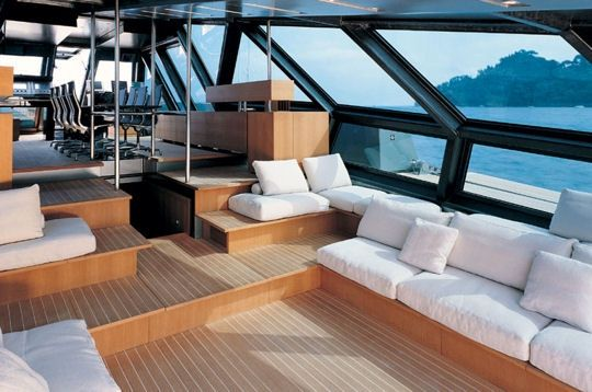 YACHT OF THE WEEK The 33 Million Wally 118 Is Darth