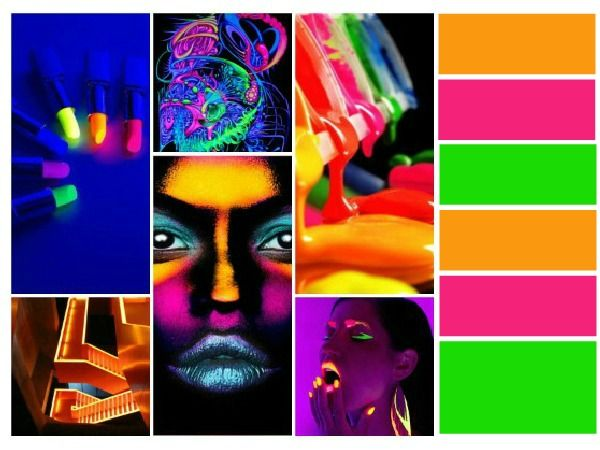 123 Best Images About Neon On Pinterest Neon Party Glow