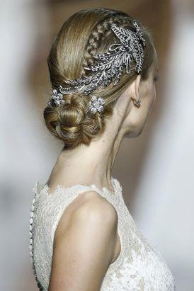 Pronovias Bridal 2016 Hair
