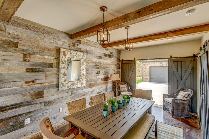 Reclaimed Lumber Grey Board Barn Wood Wall And Skip Planed