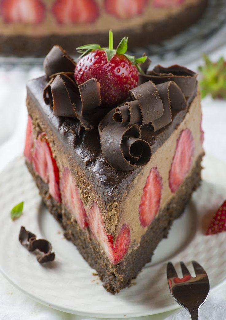 Easy Chocolate Mousse Cake Recipe Kids