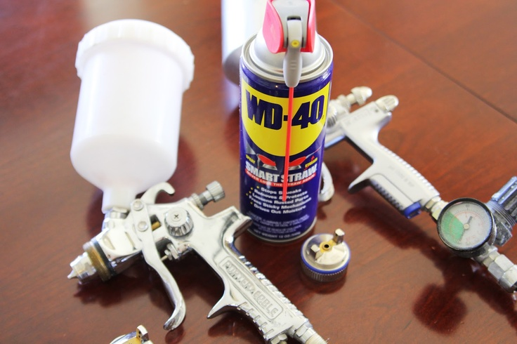 Tips to Paint Sprayer for Home Furniture