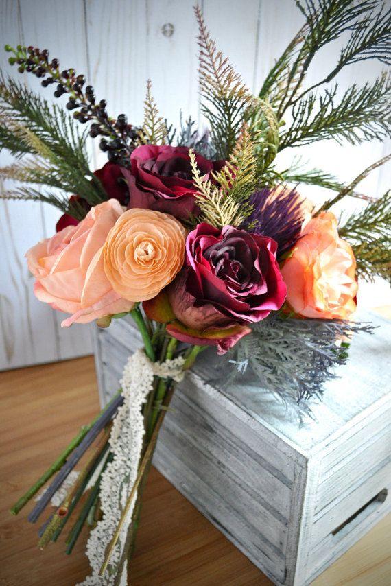 1000 Ideas About Burgundy Bouquet On Pinterest Burgundy