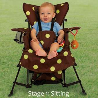 I want this! Go with Me Chair. 3months – 6 years (up to 75lbs).