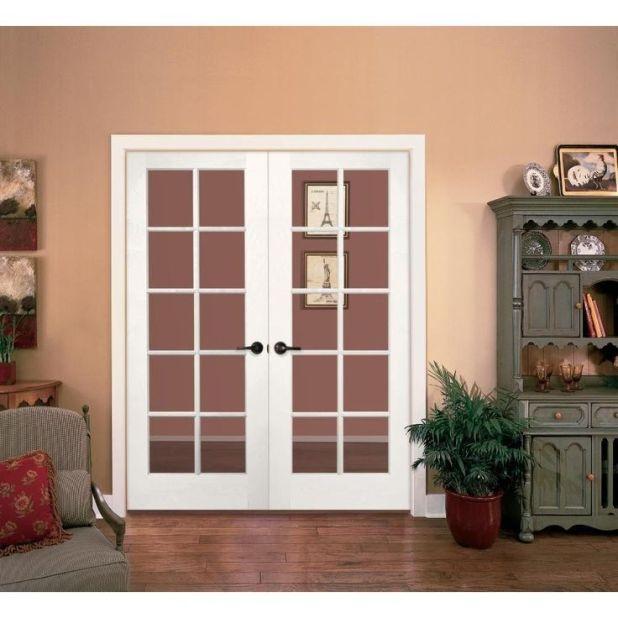 Jeld wen interior french doors installation - Installing french doors interior ...