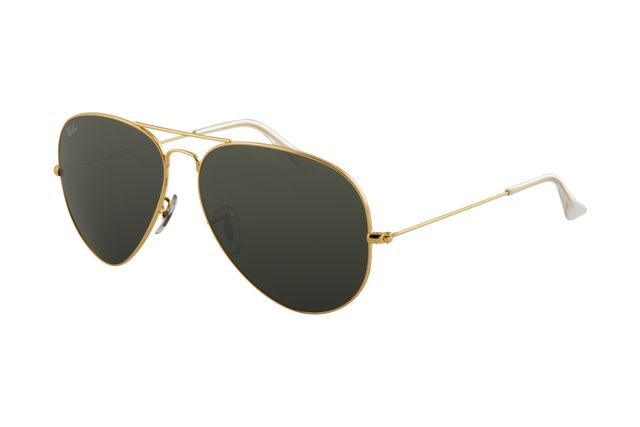 #Ray-BanOutlet 2014 New Style Ray Ban Aviator RB3025 Sunglasses Arista Frame G-1
