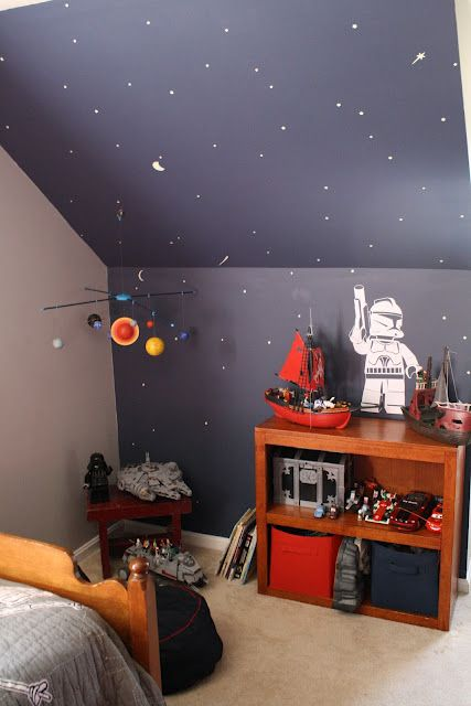 Sparkly Paint Rooms