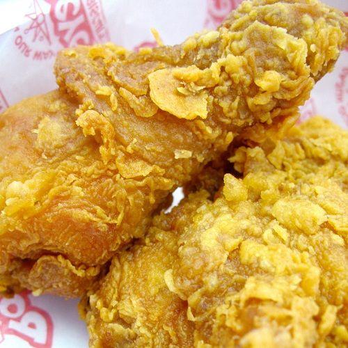 Secret Copycat Restaurant Recipes – Popeyes Extra-Crispy Spicy Fried Chicken