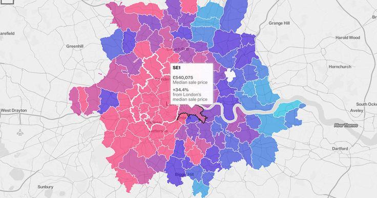 London Property Hotspots:
