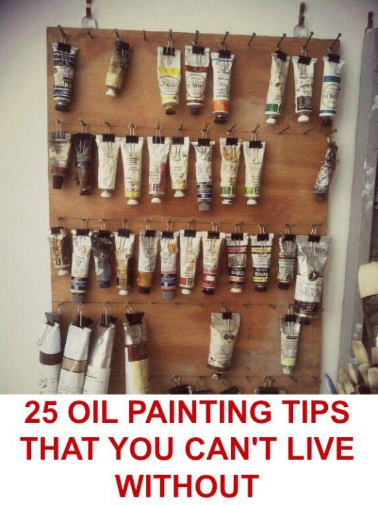 Top 25 Best Oil Painting Tips Ideas On Pinterest Oil
