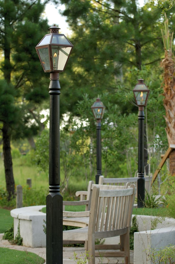 19 Best Images About Gas Lamps On Pinterest House Tours