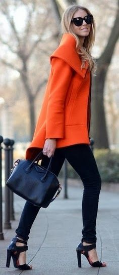 Love the jacket style and color: