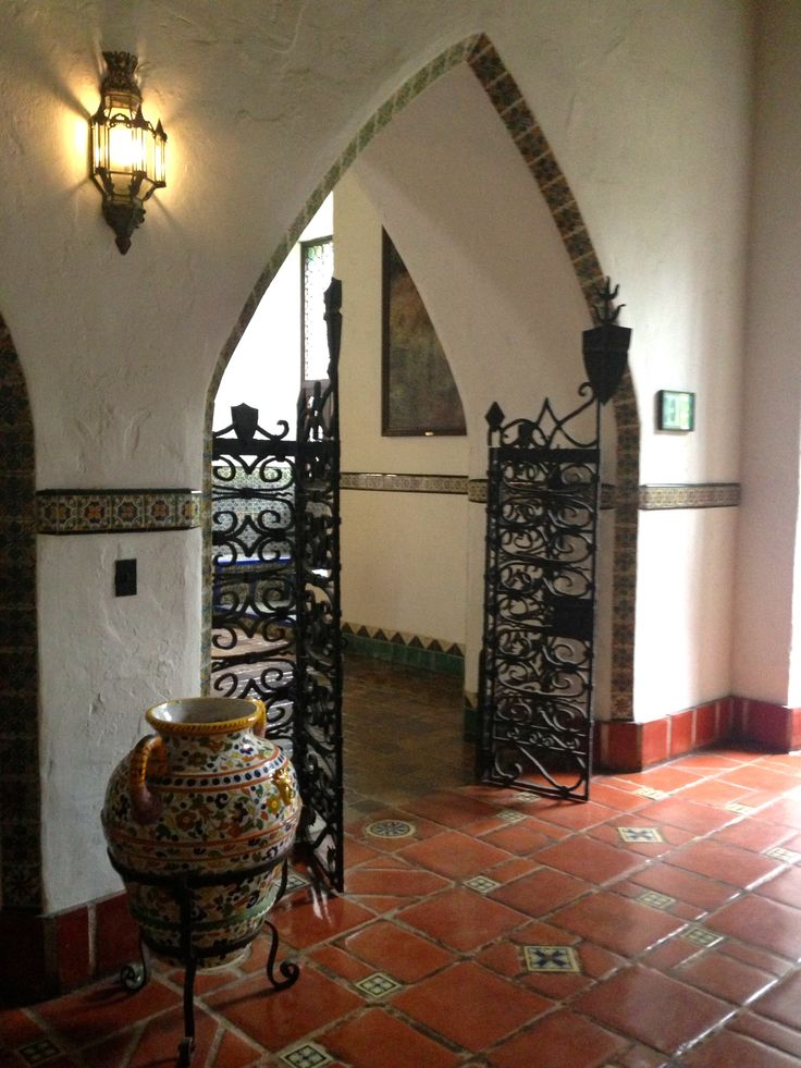 Achieve Spanish Style Room By Room Beautiful Style And Entryway