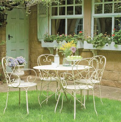 french country outdoor patio furniture 25+ best ideas about French patio on Pinterest | Outdoor