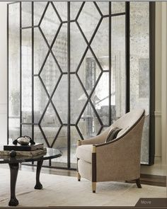 132 best images about art deco rooms on pinterest on mirror wall id=16238