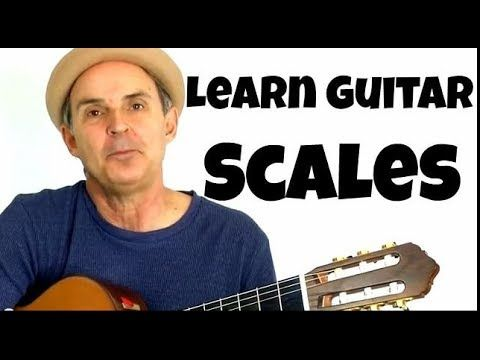 Learn Guitar Scales | How To Play Guitar Scales for ...