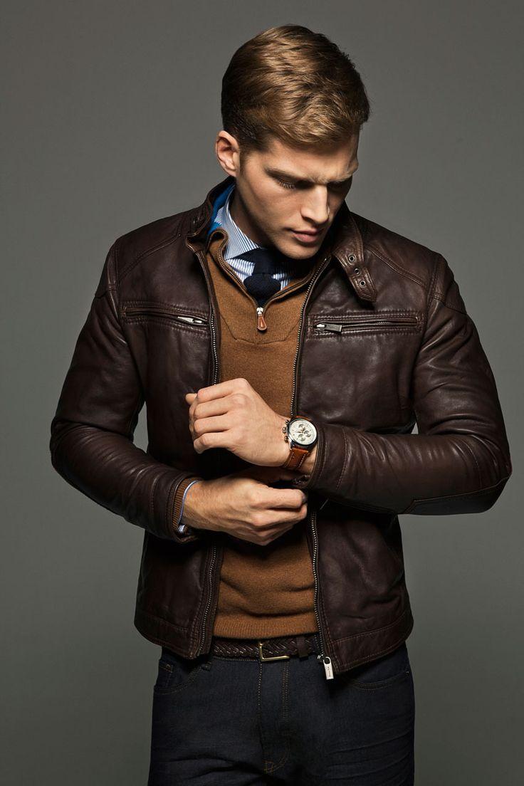 Massimo Dutti F/W 12 – love this jacket!