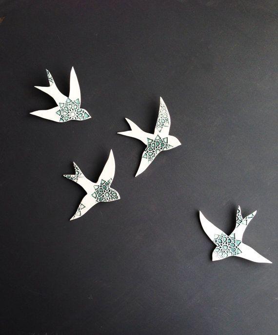 1000 Ideas About Bird Wall Art On Pinterest Stick Art