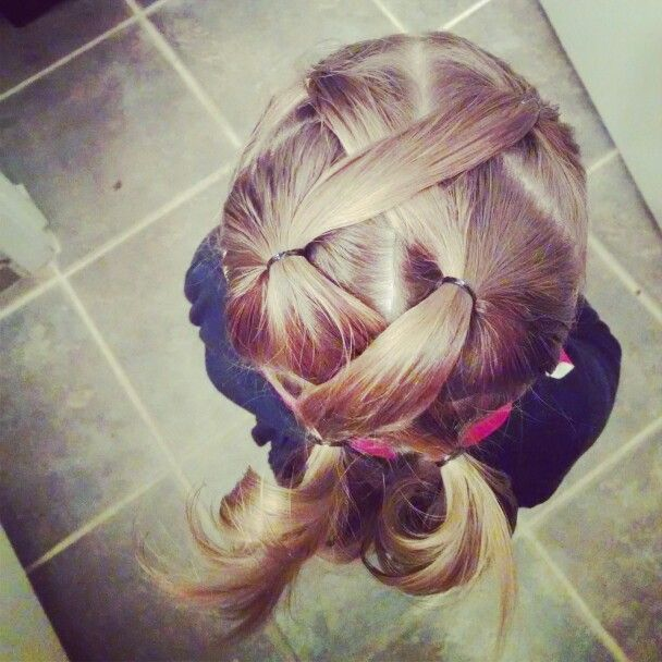 Top 25 Ideas About Children Hairstyles On Pinterest Lil