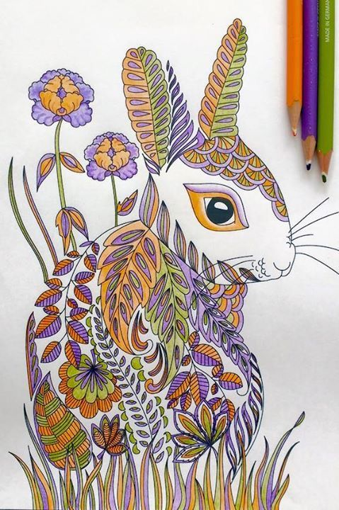 84 Best Images About Finished Coloring Pages On Pinterest