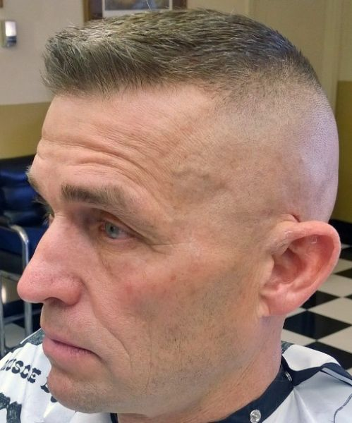 High And Tight On Pinterest